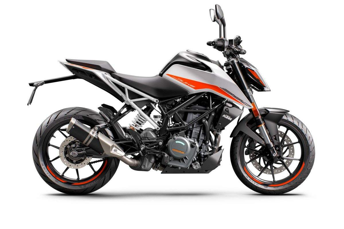 KTM 390 Duke technical specifications